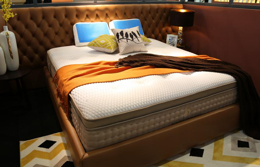 JLH-The 41th China International Furniture Fair Guangzhou - Jinlongheng Mattress-1