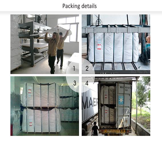 JLH-2018 Latest Design 5 Zoned Pocket Spring Memory Foam Mattress Low Price-21