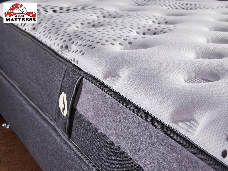 JLH 21PA-35 Hot sale luxury design pocket spring mattress InnerSpring Mattress image6