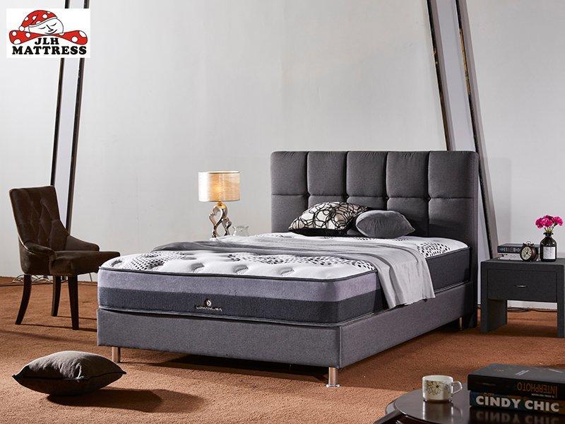 21PA-35 Hot Sale Luxury Design Pocket Innerspring Full Size Mattress