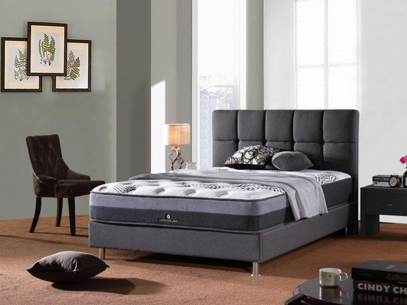 reasonable mattress overlay certified