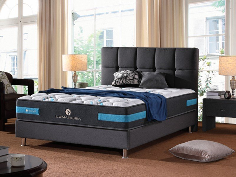 JLH inexpensive euro top mattress with cheap price for hotel-8