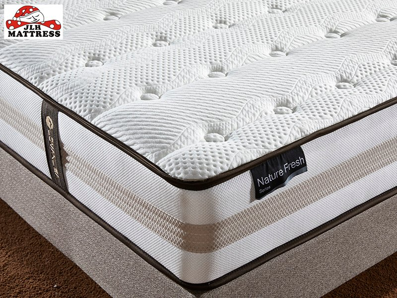 JLH 21PA-37 wholesale raw material for foam mattress compressed Pocket Spring Mattress InnerSpring Mattress image4