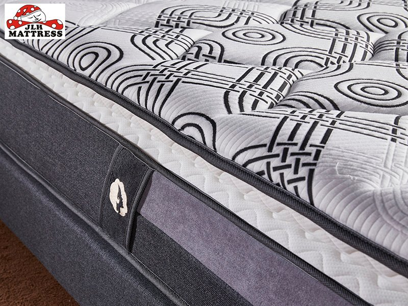 JLH 32PA-27 Pocket Spring Mattress Breathable Unique Design China Mattress Factory Memory Foam Mattress image10