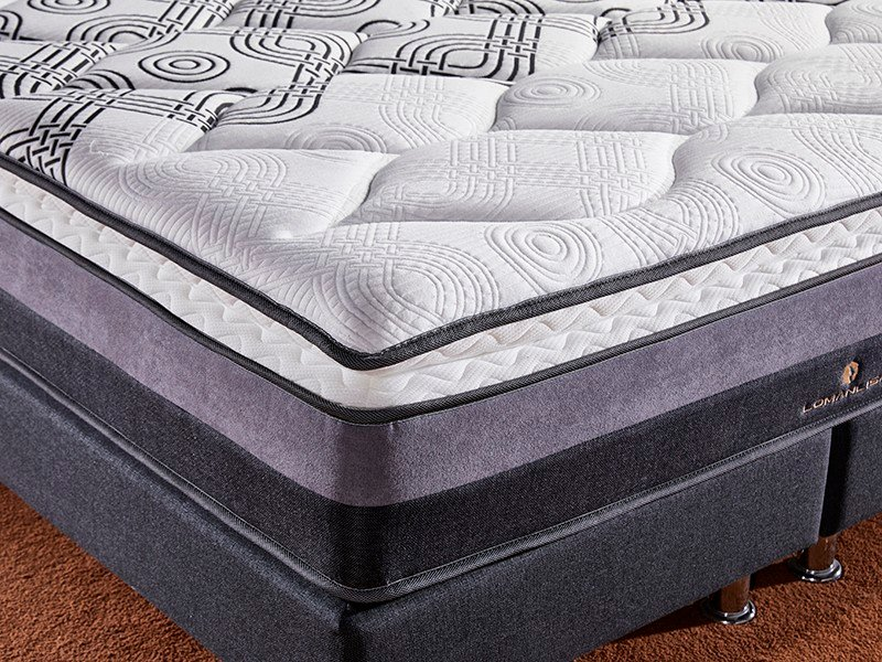 JLH layers outlast mattress pad type with elasticity-3
