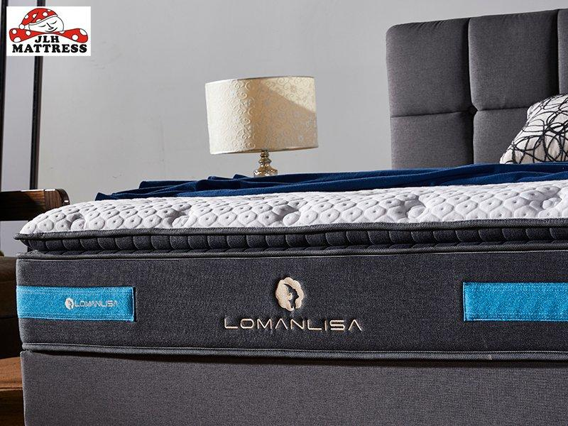 32PA-31 Soft And Comfortable Breathable Pocket Spring Mattress