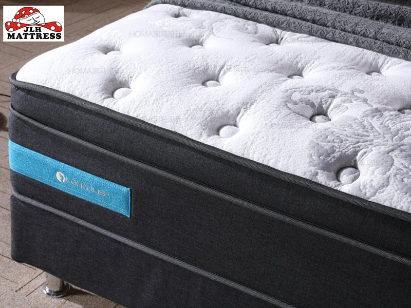 JLH-Best Latex Foam Mattress 34pa-49 Home Furniture Perfect Sleep Gel Memory-1