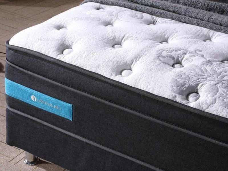 JLH new-arrival rolling mattress density for bedroom