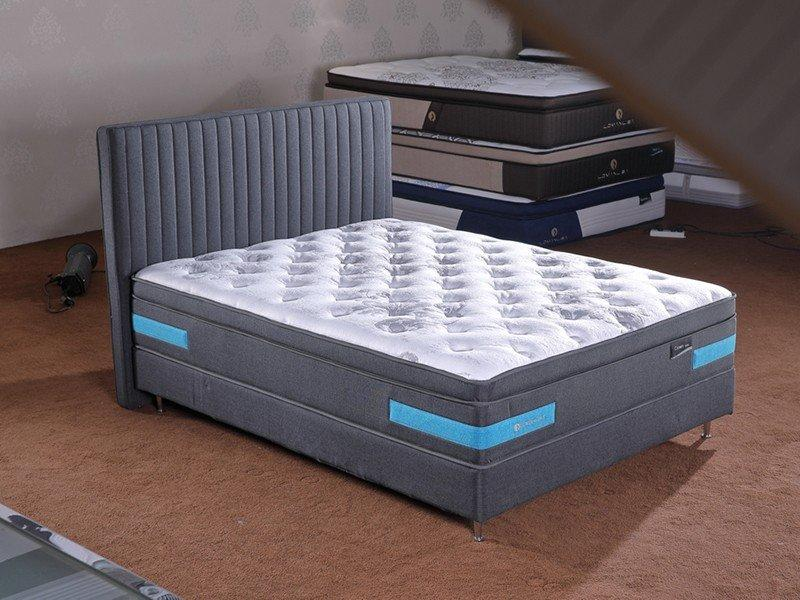 king size latex mattress by spring JLH Brand company