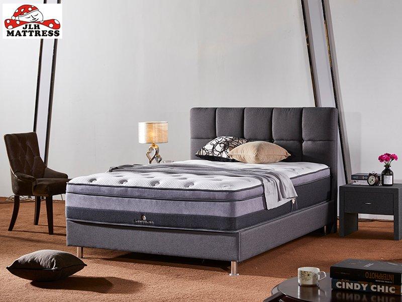 JLH-rolling mattress,full mattress and boxspring set   JLH-2