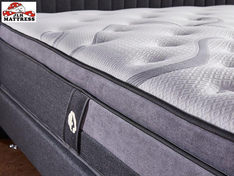 34PA-54 Factory Natural Latex Euro Top Pocket Spring Mattress