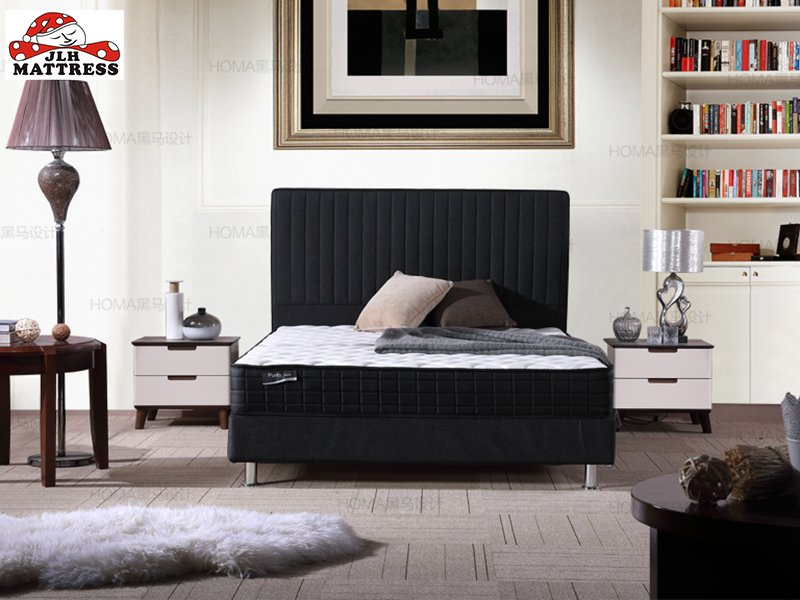 JLH 21CA-09 Best valued continuous coil mattress cheap price by Chinese manufaturer Best value mattress image5