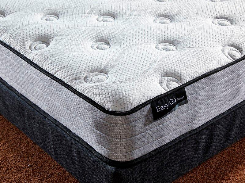Wholesale rolled mattress in a box reviews JLH Brand