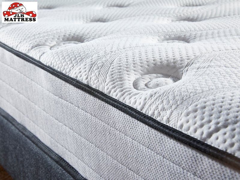JLH-Professional Rolled Up Mattress In A Box King Size Mattress In A Box-1
