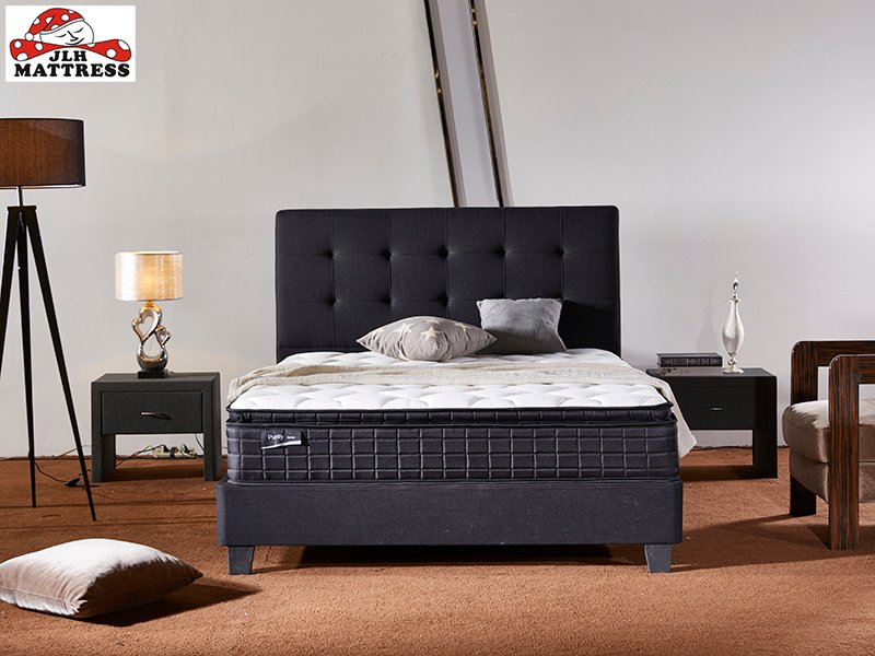 JLH 32BA-09 Best valued bonnel coil mattress cheap price by Chinese manufaturer Best value mattress image4