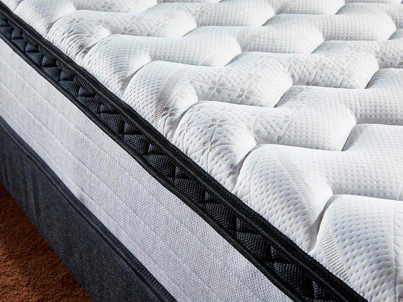 Custom breathable latex mattress in a box reviews JLH top