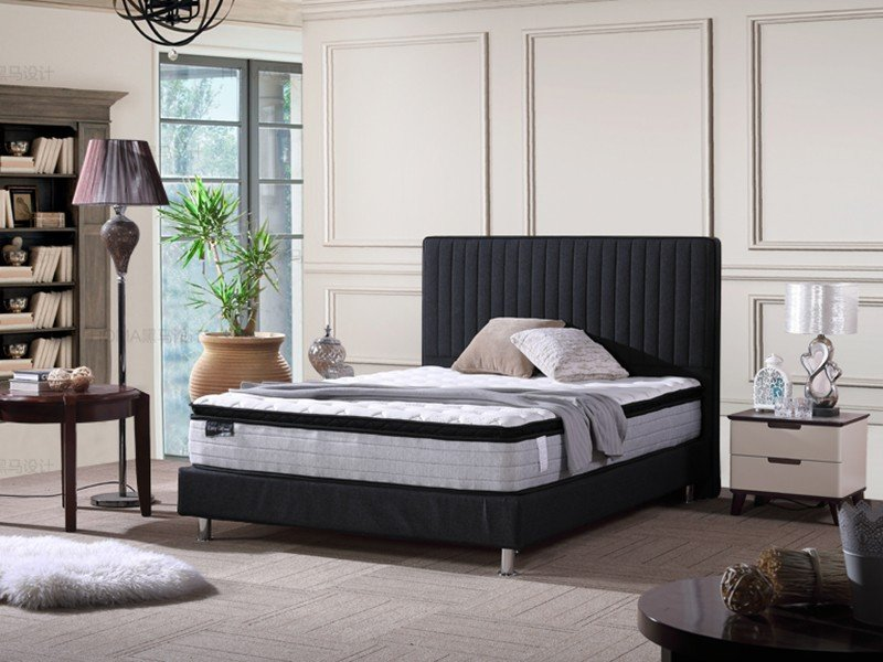 JLH coil queen mattress in a box for sale for tavern-7