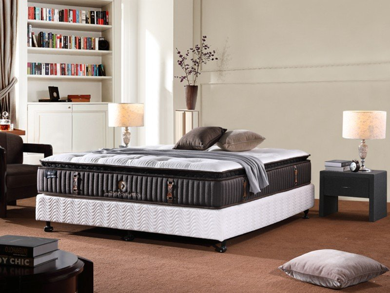 JLH high class innerspring coil mattress with Quiet Stable Motor with elasticity-9