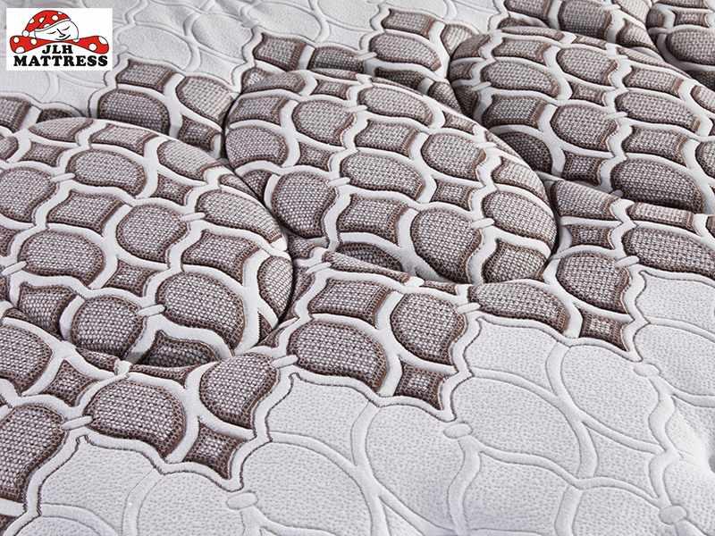 JLH 34PA-51 Best Quality Memory VIisco Foam Pocket Spring Mattress Memory Foam Mattress image6
