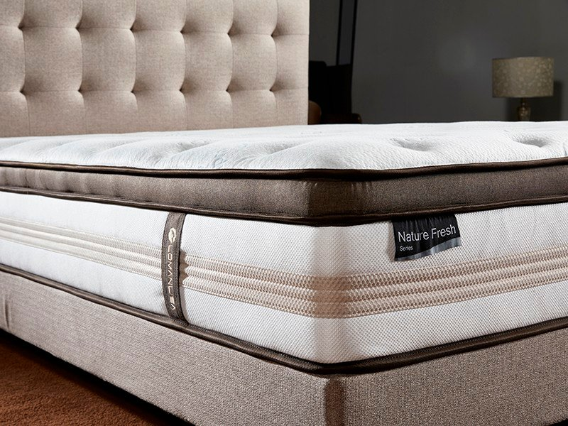 comfortable miralux mattress cooling price for hotel-3