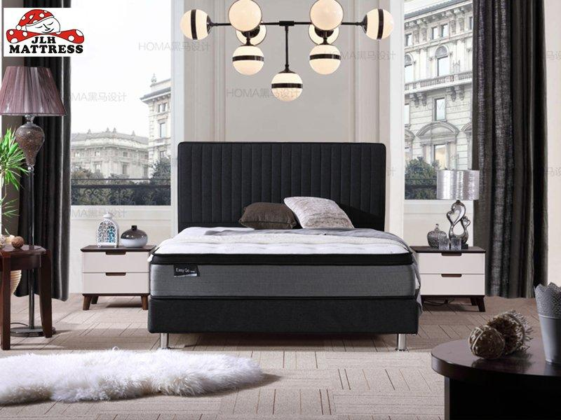 34PB-24 Natural Latex and Pocket spring mattress in box best selling online
