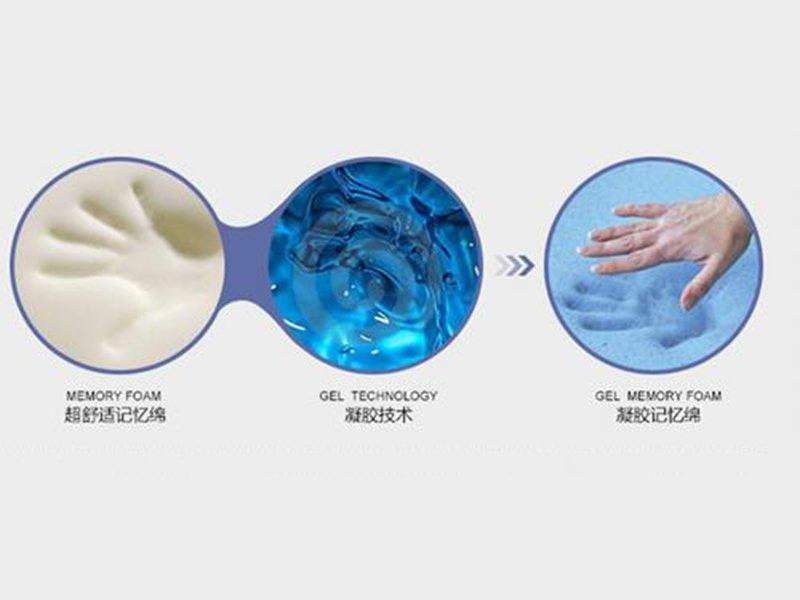 soft foam hybrid mattress pocket JLH company