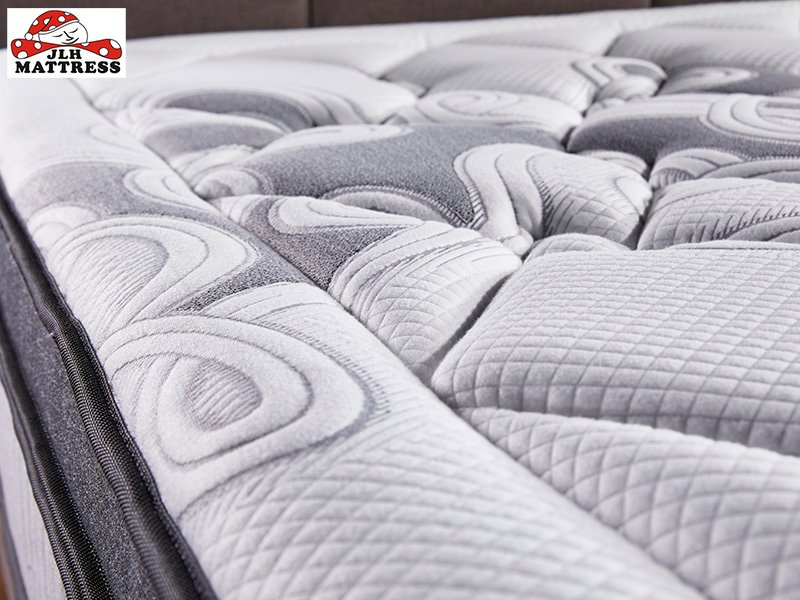 JLH-Find Twin Mattress 1000 Pocket Sprung Mattress Double From Jinlongheng Mattress-1
