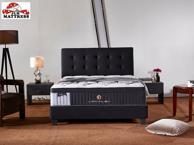 JLH 34PA-56 Hot selling cooling royal luxury gel memory foam mattress Memory Foam Mattress image4