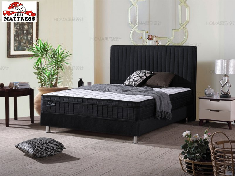 JLH 34PA-55 Chinese Factory Euro Top Pocket Spring Mattress with cheap price Best value mattress image3