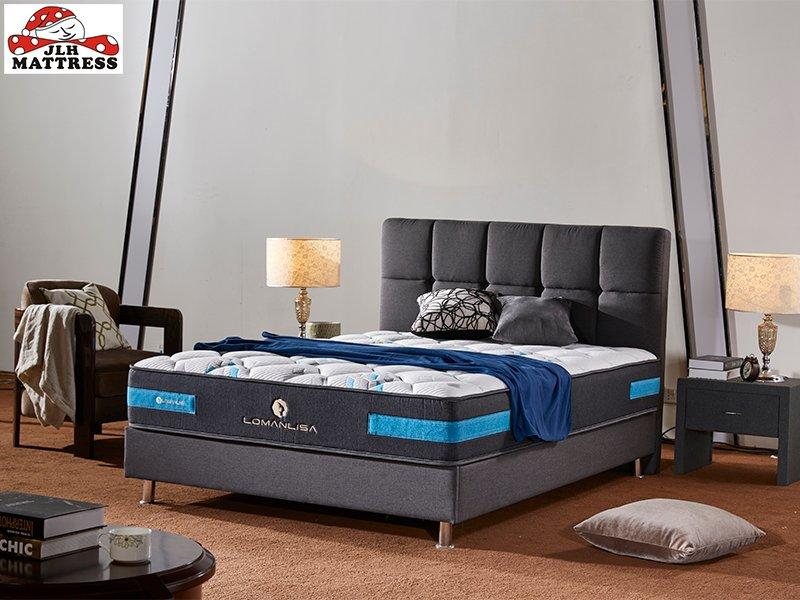 21PA-36 Top Selling Cost Saving Pocket Spring Innerspring Queen Mattress