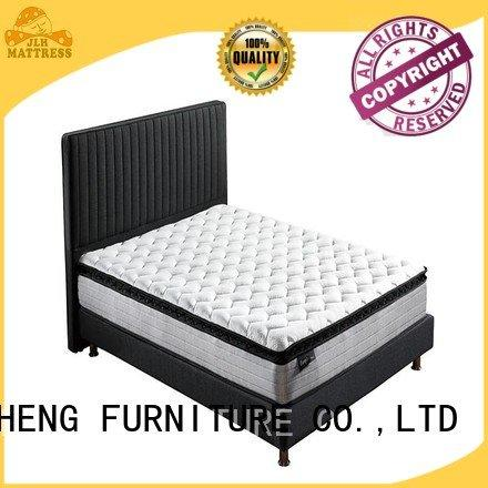 valued pillow pocket breathable JLH king mattress in a box