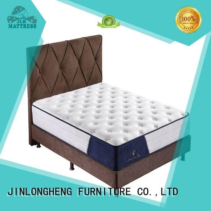 luxury innerspring foam mattress soft certified JLH