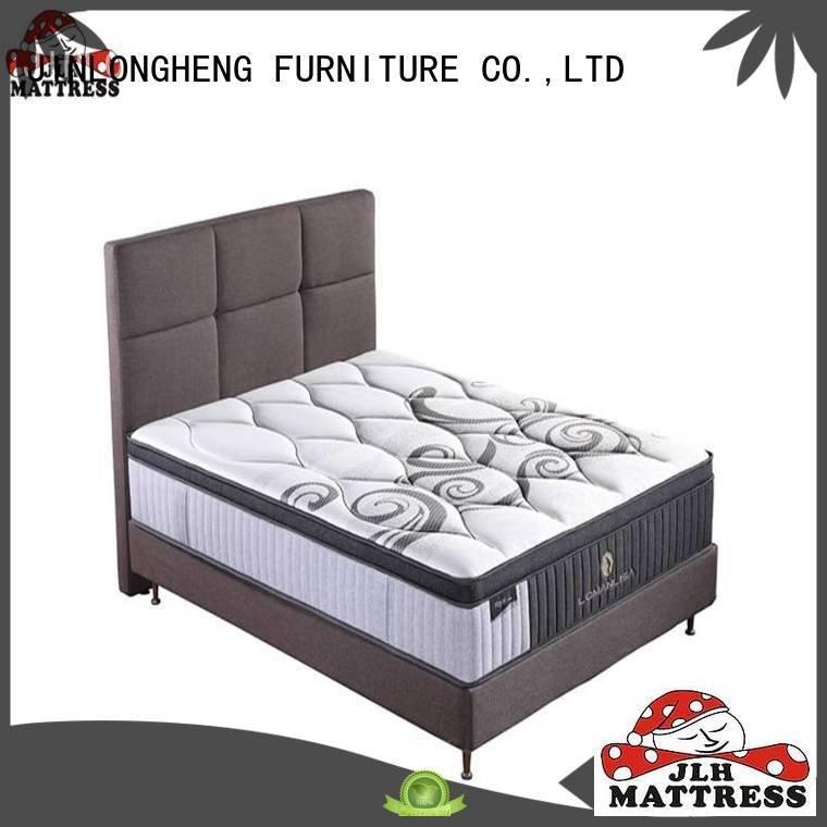professional oem JLH compress memory foam mattress