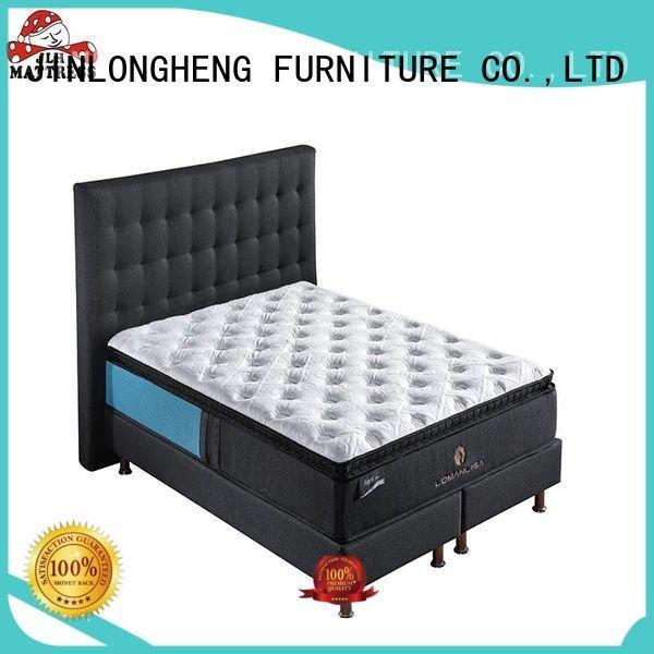 memory design perfect euro JLH cool gel memory foam mattress topper