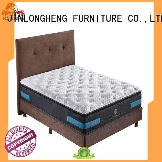california king mattress spring comfortable innerspring foam mattress JLH Brand