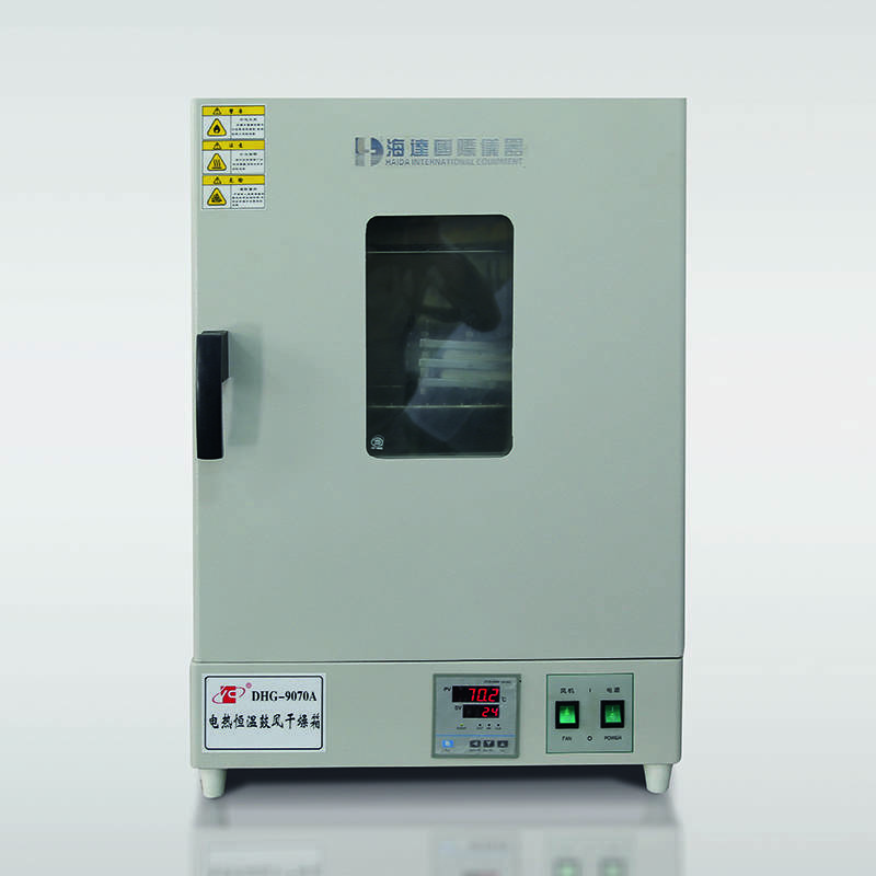 Sponge high-temperature resistance test