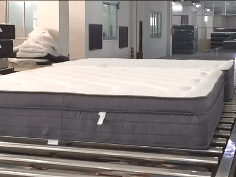 JLH 2018 New Design Hand Tufted 5 Zones Pocket Spring Natural Latex  Mattresses China for Home/Hotel image3