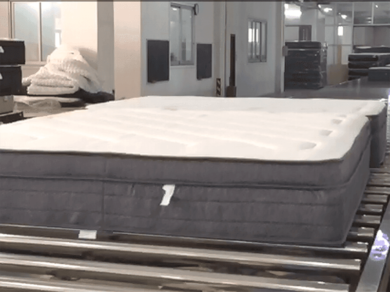 mattress companies package workshop