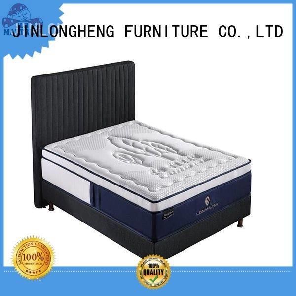 cool gel memory foam mattress topper vacuum compress memory foam mattress JLH Brand