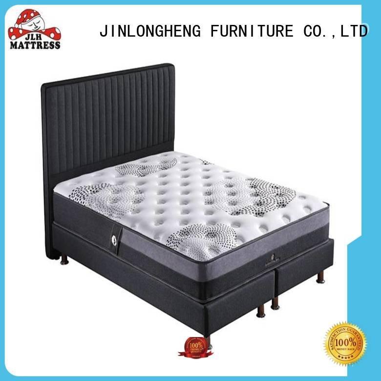 california king mattress design JLH Brand innerspring foam mattress