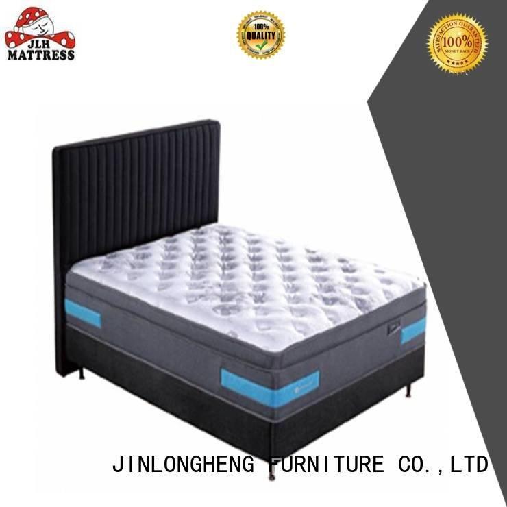 JLH king size latex mattress pocket euro 34pd01