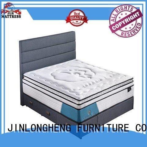 Quality cool gel memory foam mattress topper JLH Brand sleep compress memory foam mattress