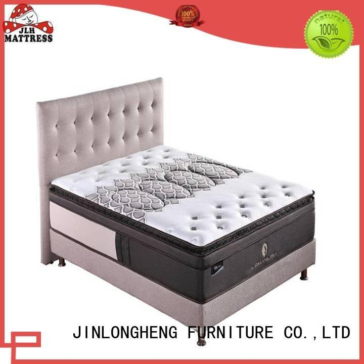 JLH Brand quality 4bpa03 breathable compress memory foam mattress design
