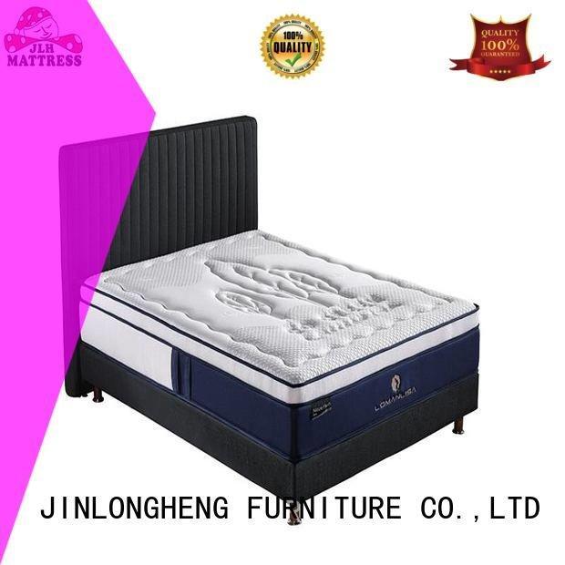 cool gel memory foam mattress topper oem latex compress memory foam mattress JLH Warranty