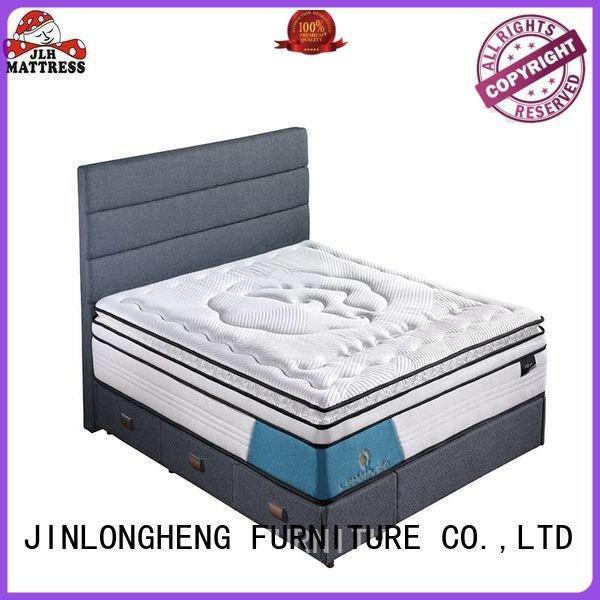 cool gel memory foam mattress topper oem top OEM compress memory foam mattress JLH