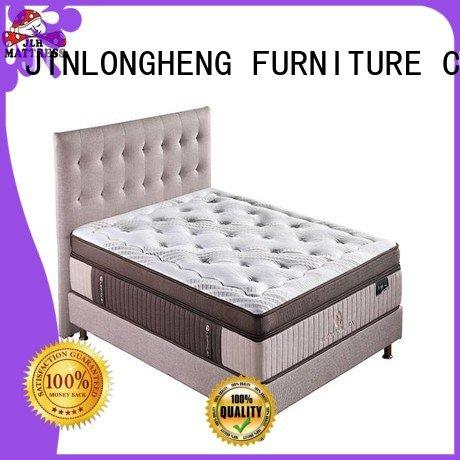 Hot 2000 pocket sprung mattress double chinese double top JLH Brand