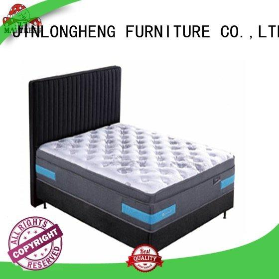 king size latex mattress turfted coil JLH Brand