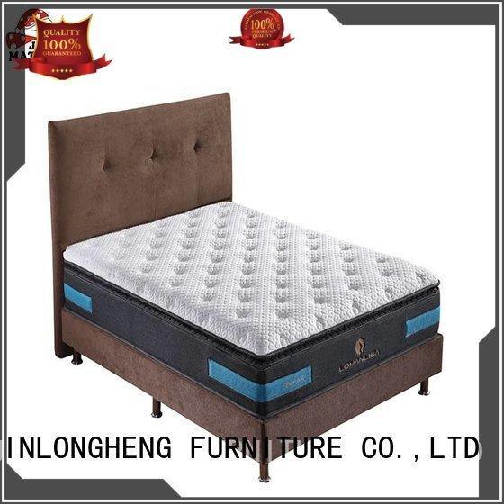Hot california king mattress quality design foam JLH Brand