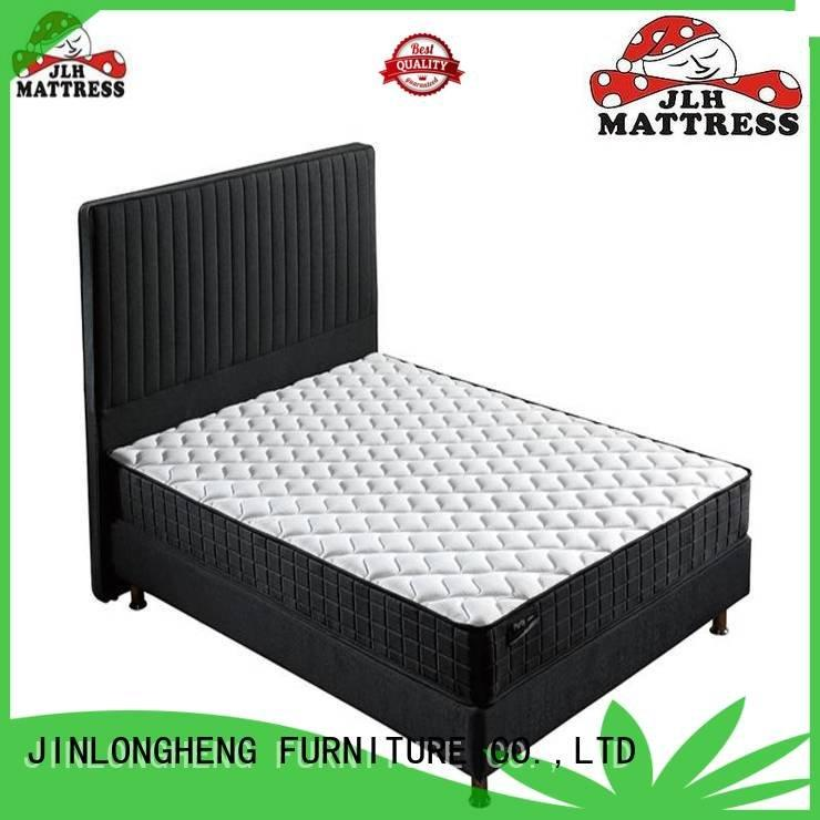 JLH king size mattress euro pocket mattress spring