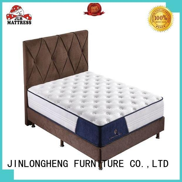 breathable soft JLH california king mattress